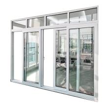 High speed warehouse industrial plastic sliding door