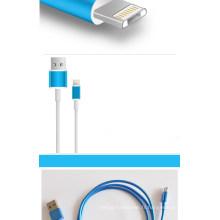 Câble double éclair sur USB