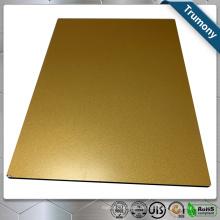 PVDF-Farbbeschichtete Aluminium-Verbundplatte für Gebäude