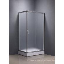 Chuveiro Quadrado Casa De Banho De Vidro