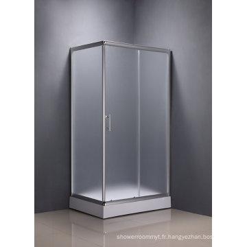 Cabine de douche carrée Cabine de douche en verre