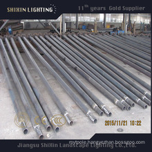 ISO Certificated 7m Steel Street Lighting Pole