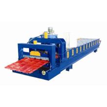 Glasierte Ziegeldach & Wall Panel Roll Forming Machine