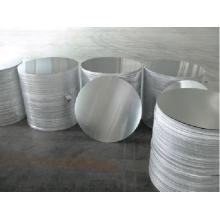 Nicht legiertes Aluminium rundes Blech für Antihaftpfanne