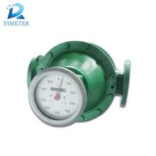 4~20ma Over Gear Chemical Liquid Flow Meter
