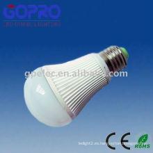 Bulbo del LED E27 3w / 5w / 6w / 7w / 9w / 11w / 15w