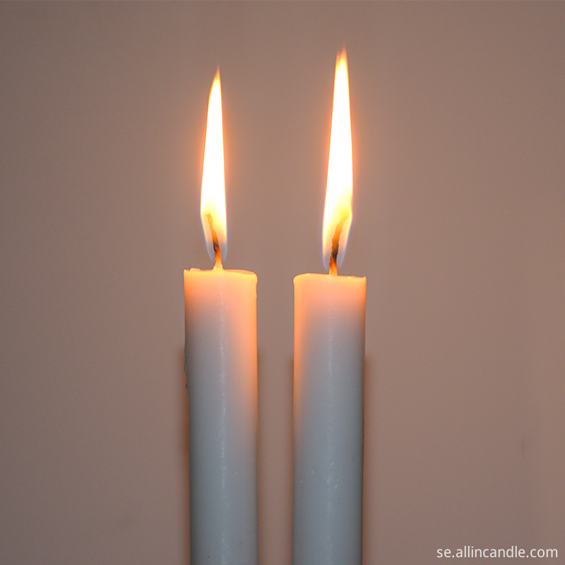 White Candle 31