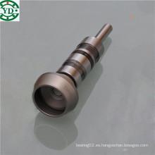 Cojinete de rotor de la bola de acero de la materia textil que lleva la taza de capa del níquel del PLC 73-1-22 de la materia textil completa 42m m