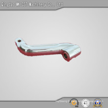 Pièces de machines en aluminium avec électrode de forgeage