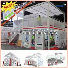 Cabine inflável da foto da exposição portátil da exposição de Shanghai da China