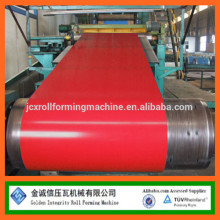 Prepainted steel coil manufacturer