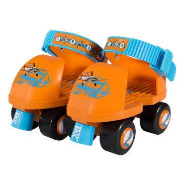 Пластиковые роликовые коньки для маленьких детей с горячими продажами (YV-IN006-K)