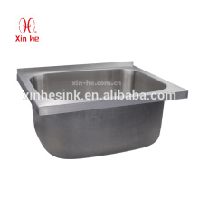 Stainless Steel SUS 304 Bathroom Laundry Sink With Cabinet