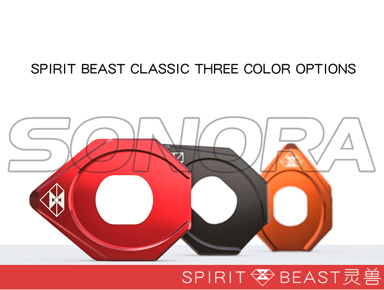 SPIRIT BEAST steering light base (4)