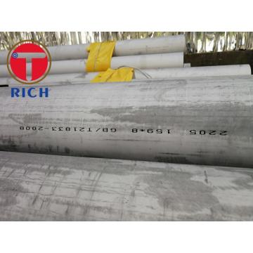 S31083 Duplex 2205 Super Seamless Steel Pipes