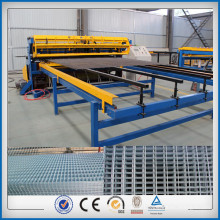 PLC control mesh fence panel machine factory direct
