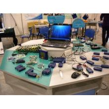 Sensorische Kits für digitale Laborgeräte für Physik und Chemie