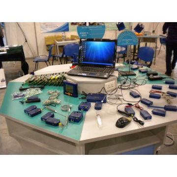 Kits de sensores de física e química para equipamentos de laboratório digital