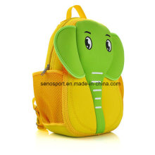 Nouveau sac à dos en néoprène pour enfants design Cartoon Elephant Design (SNPB08)