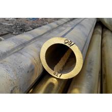 Tubo de bronze de fósforo de lata não ferrosa