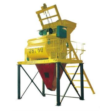 Zcjk Doppelwellen-Zementmischer (JS750)