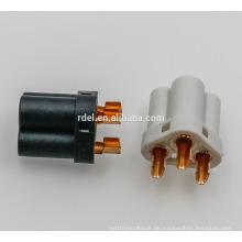 Fügen Sie IEC 60320 C5 RoHS ein