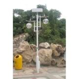 Solar parking light
