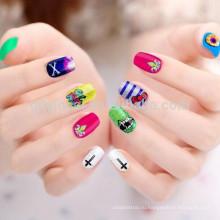 2017 горячая Распродажа легко использовать женщины ногтей наклейки татуировки