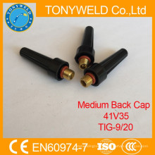 TIG welding accessories medium back cap 41V35
