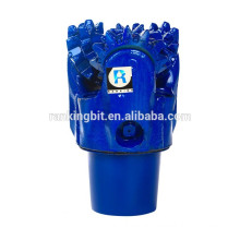 7 1/2inch non-sealing rolling bearing mill tooth tricone tappered drill bit