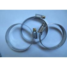 German Type Stainless Steel Hose Clamps 9mm Band Width W2 F
