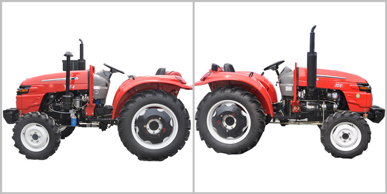 Small Wheeled Tractors