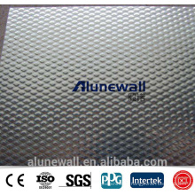Alunewall Embossed Aluminum Composite Panel Emboss acp wall panels