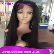 100 Human Hair Front Lace Wigs
