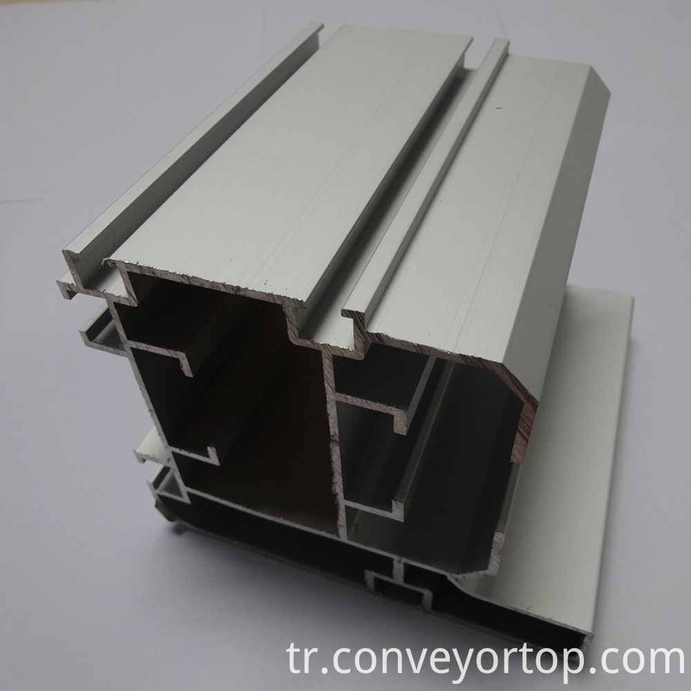 aluminum rail for conveyor