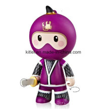 High Quality Mini Action Figure Cartoon Robot Plastic Toys