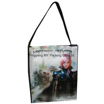 High Quality BOPP Lamination PP Nonwoven Postman Bag
