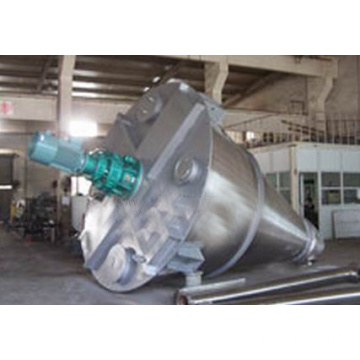 Conical Screw Mixer with Concave Cover