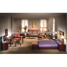 Modern hotel bedroom furnitures set XY2924
