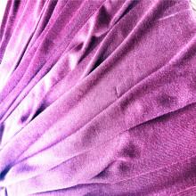 Tissu tricoté laine H / T / R / SPANDEX