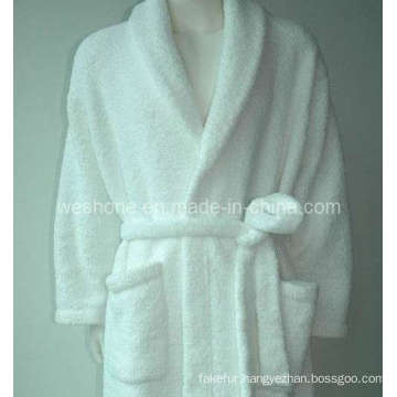 Chenille Bathrobe, Bathrobe, Hotel Bathrobe Br-PC1003