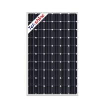 TUV/CE full certificates custom weatherproof 305w 310w 315w mono solar panel