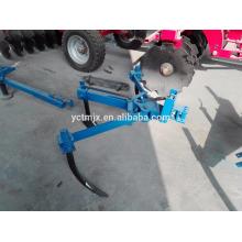 Subsolador / deshilachador profundo de granja pequeña para caminar tractor