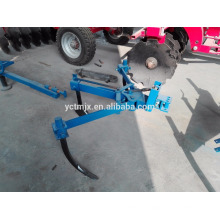 Small farm deep subsoiler /ripper for walking tractor