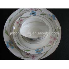 indian pakistan stock bone china hot-selling coffee set