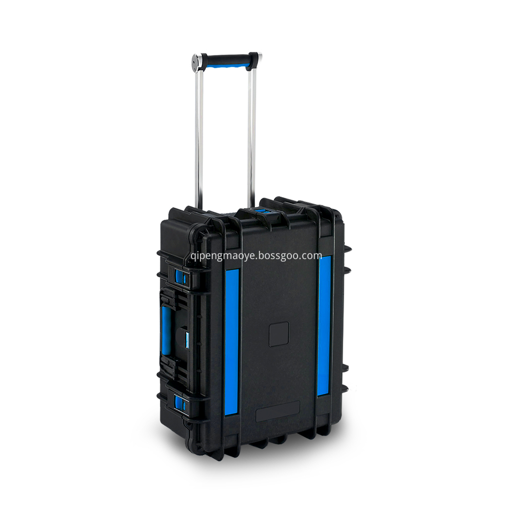 Smart tablet charging trolley