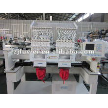 2 head Cap embroidery machine with price