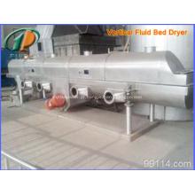 Sistema de secagem e refrigeração de leito fluidizado de série sólida de Acesulfame