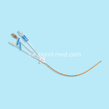 Catheter Central Venous Catheter isiyosababishwa (Kit CVC)