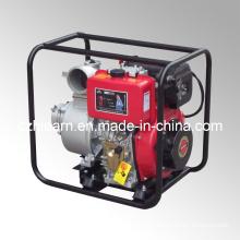 4 Inch Diesel Water Pump Set Red Color (DP40E)